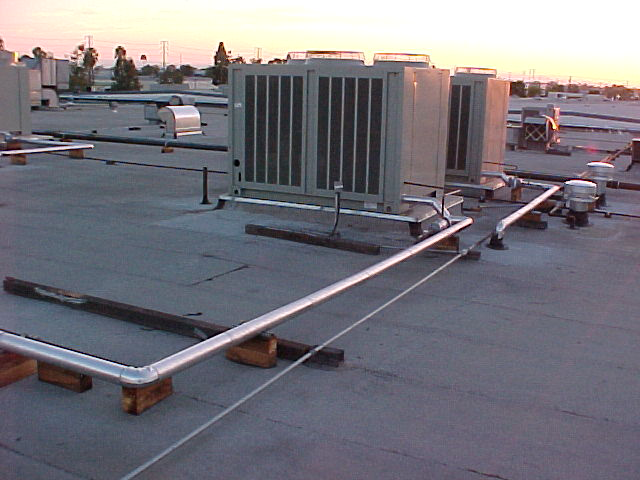 Rooftop Installation